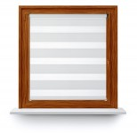 Mini Roller Day-Night Blind ClassicPorcelanowy 01