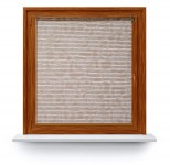Mini Roller Blind Borneo cynamon 104