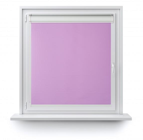 Rollo in PVC-Kassetten lila 521