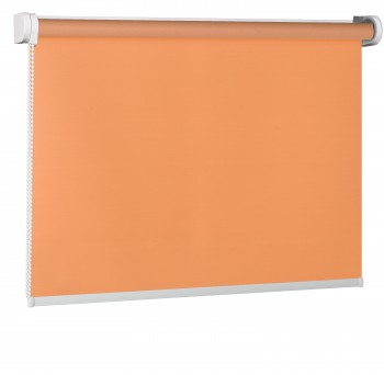 Wall mounted blind pomarańcz 508