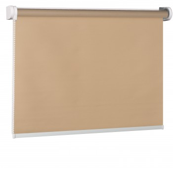 Wall mounted blind sepia 532