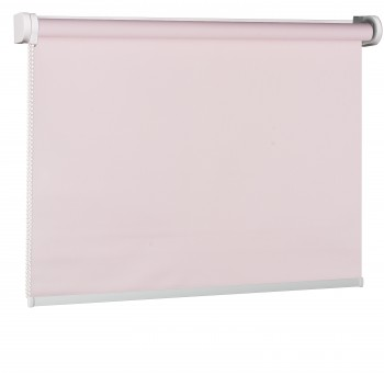 Blackout Wall mounted blind pudrowy 062