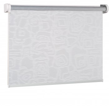 Wall mounted blind Borneo platyna 103