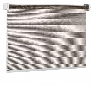 Wall mounted blind Borneo mocca 105