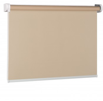 Blackout Wall mounted blind orzech 053