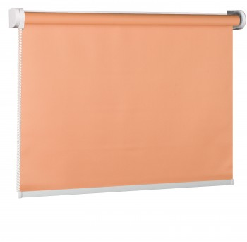Blackout Wall mounted blind oranż 060