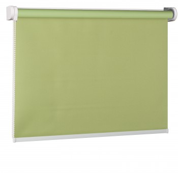 Blackout Wall mounted blind oliwka 205