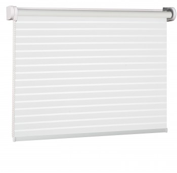 Wall mounted blind EX ice&white 71