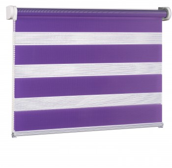 Wall mounted blind Day-Night Classic Wrzos 608