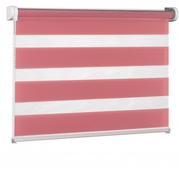 Wall mounted blind Day-Night Classic Sorbet 604