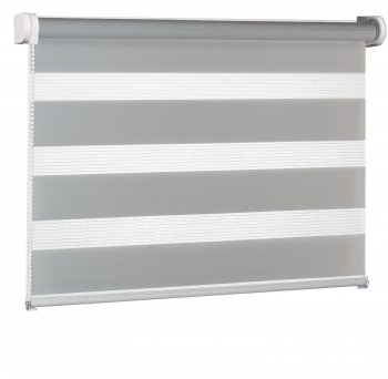 Wall mounted blind Day-Night Classic Popiel 21