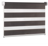 Wall mounted blind Day-Night Classic Marengo 1220