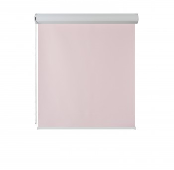 Cassette Superior Blackout roller blind pudrowy 062