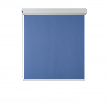 Cassette Superior Blackout roller blind szafir 206