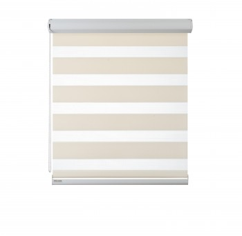 Cassette Superior roller blind Day-Night Classic Ecru 05