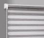 Freihängende Rollo EX black&white 73