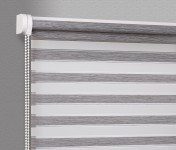 Wall mounted blind EX black&white 73