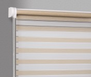 Wall mounted blind EX cake&white 74