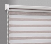Wall mounted blind EX nude&white 76
