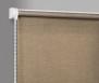 Wall mounted blind melange kawowy 737