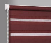 Wall mounted blind Day-Night Classic Wino 1217