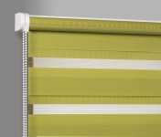 Wall mounted blind Day-Night Classic Pamelo 1206