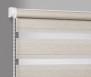 Wall mounted blind Day-Night Classic Kokos 08