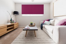 Cassette Superior roller blind purpura 522