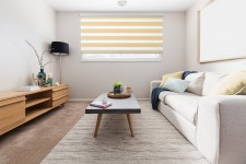 Cassette Superior roller blind Day-Night Classic Wanilia AG313