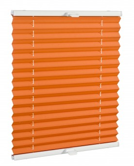 Basic premium pleated blind bursztyn