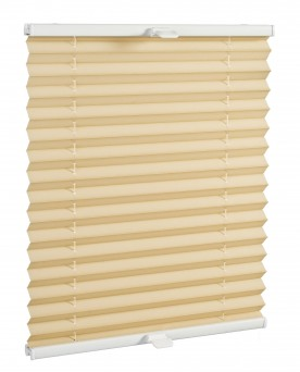 Basic premium pleated blind melon