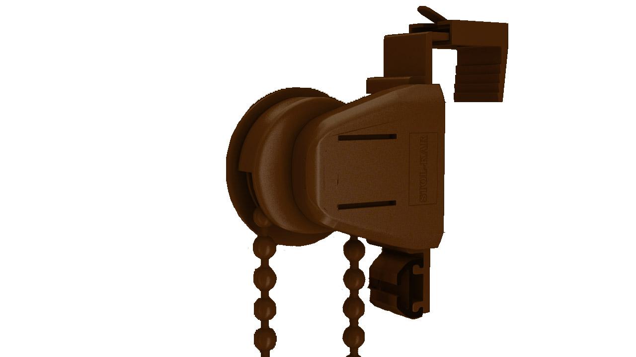 karnisz-mechanizm-rolka-brazowy